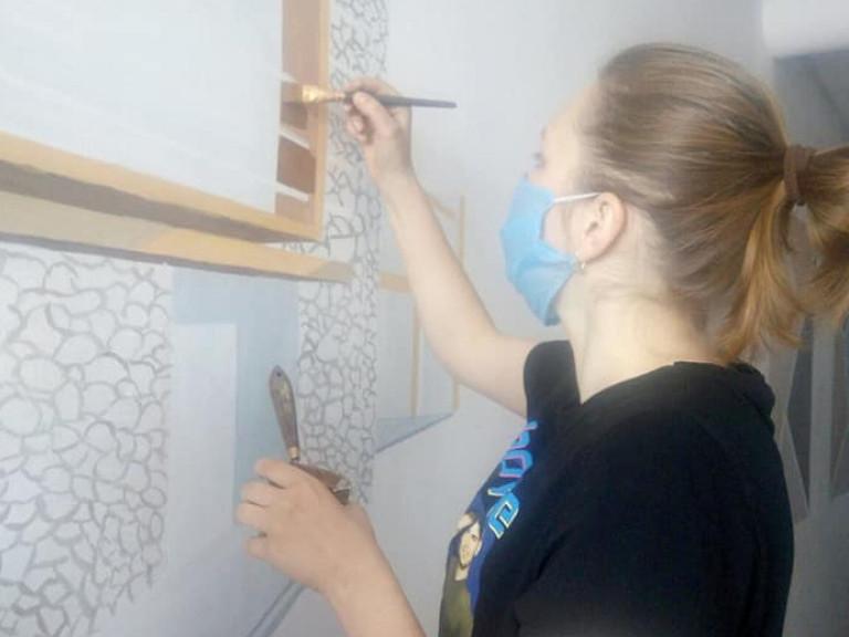 Технологічна практика в Любешівському техколеджі