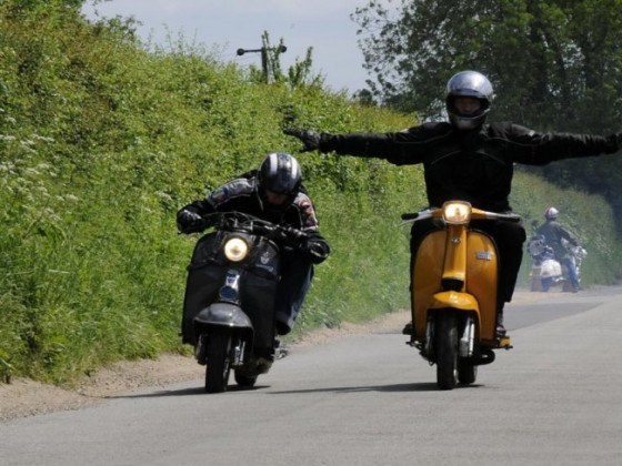 Мотоциклісти. Фото ілюстративне