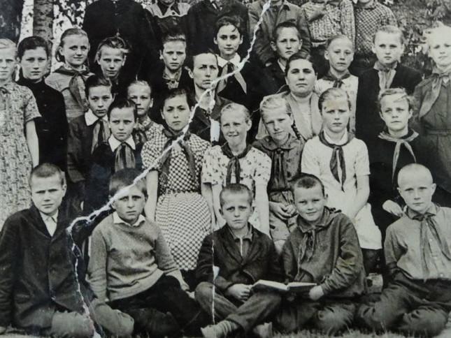 Судченські школярі