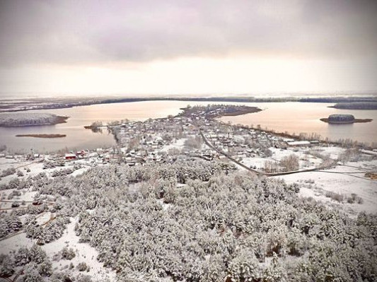 озеро Нобель