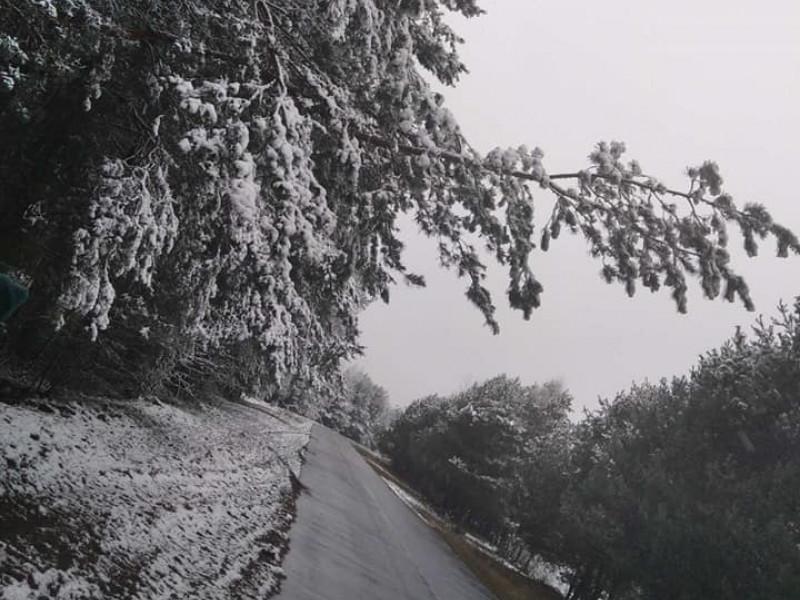 Зима у Великій Глуші