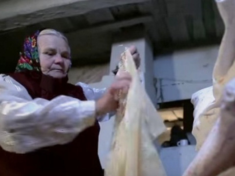 Ганна Гриневич у телепередачі «Співаник»