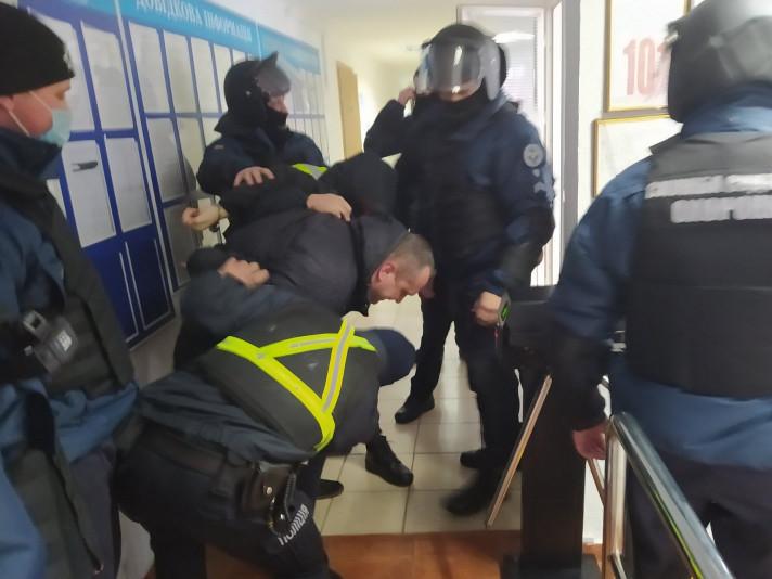 Тактико-спеціальні навчання охоронців
