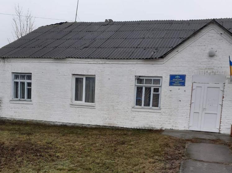 адміністративне приміщення в селі Бірки