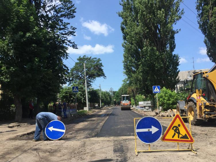 Ремонт вулиці. Фото ілюстративне