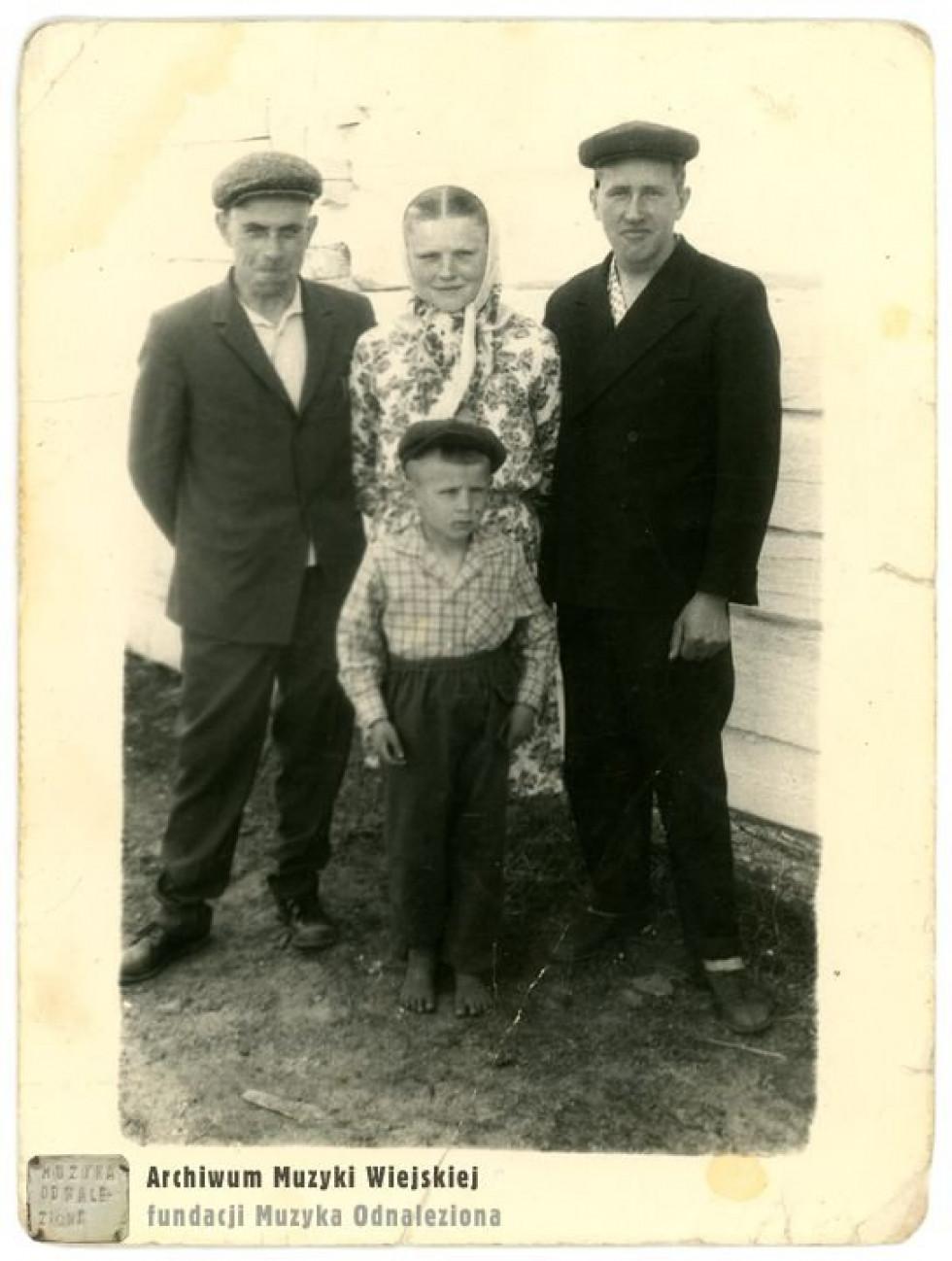 Сільські мешканці, 1950-ті роки