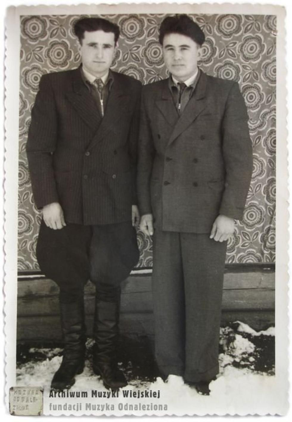Чоловіки, 1950-ті роки