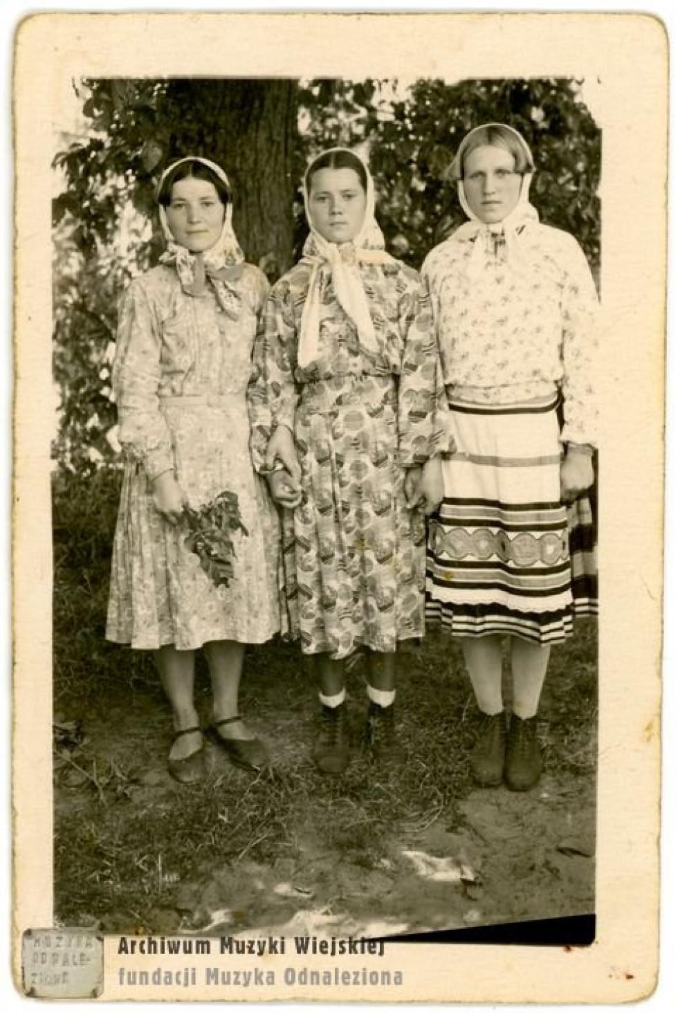 Дівчата, 1950-ті роки