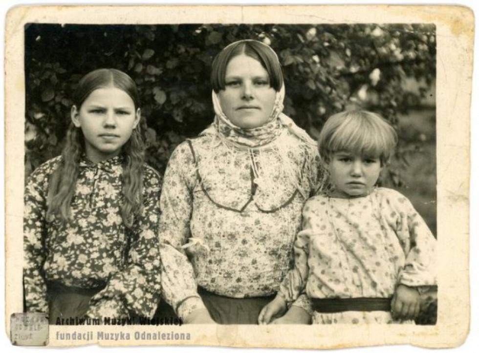 Матір з дітьми, 1960-ті роки