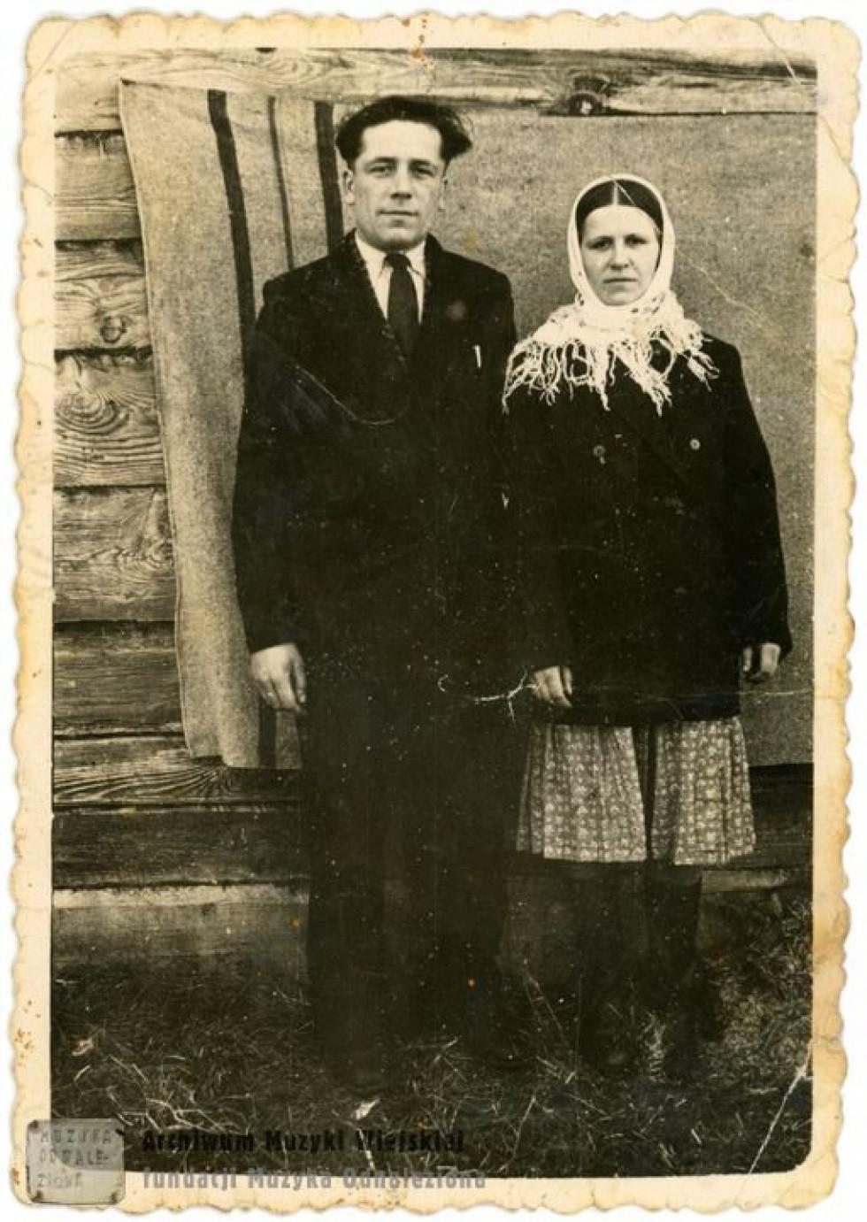 Подружжя, 1950-ті роки