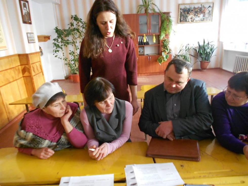 Педагоги навчались за інтерактивними методиками