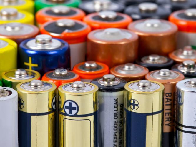 Використані батарейки становлять серйозну небезпеку