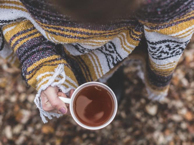 Зігріватись краще чаєм, а не алкоголем