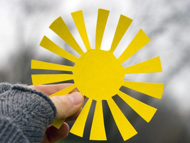 Сонце у цей день рідко визиратиме з-за хмар