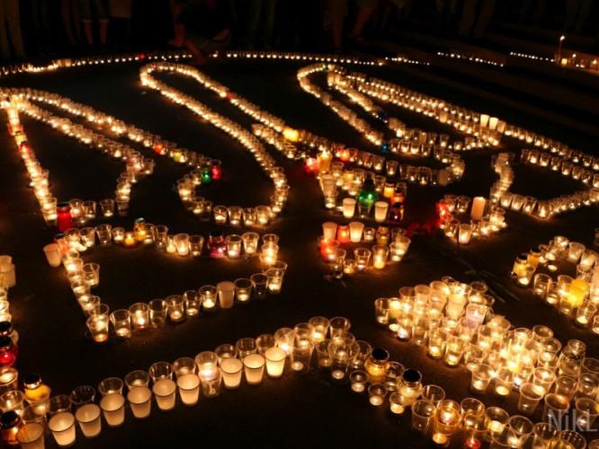 На Любешівщині вшанують пам'ять Героїв Небесної Сотні