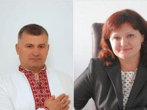 Олександр Савчук і Ольга Кух