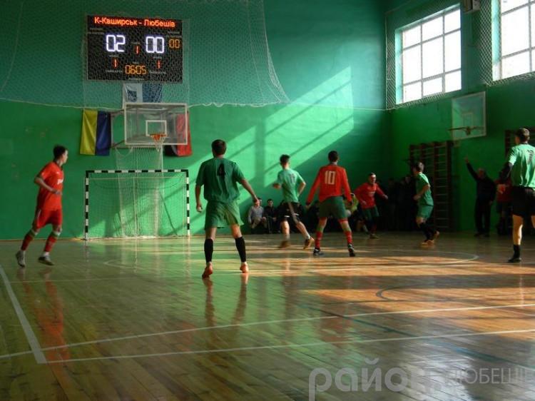 Команда з Любешівщини гідно змагалась за перемогу