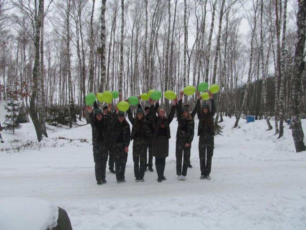 Екологічний флешмоб у Любешові