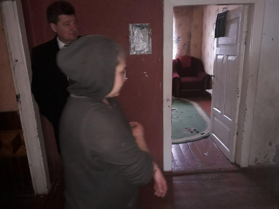 Профілактичний рейд на Любешівщині