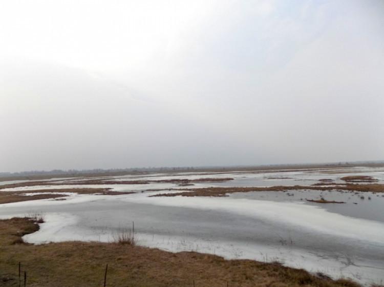 На Любешівщині готуються до можливого потопу