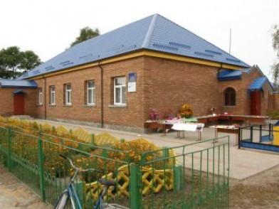 Школа у селі Седлище