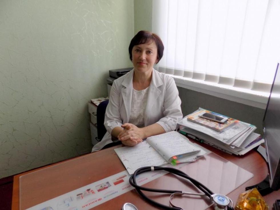 Галина Клямар