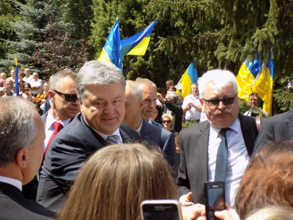 Вшанування пам'яті загиблих українців