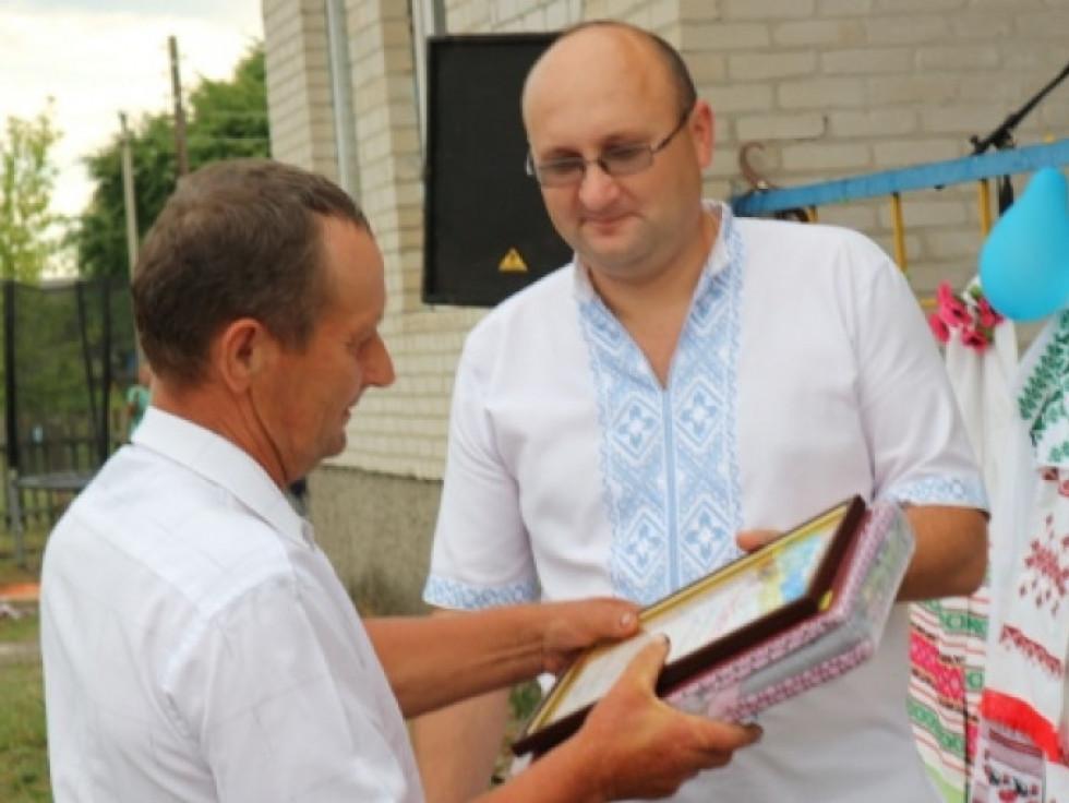 Як відзначили День села в Березичах