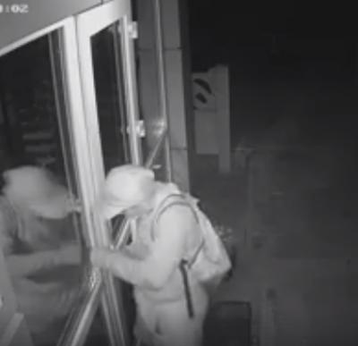 Злодії пошкодили  камеру спостереження
