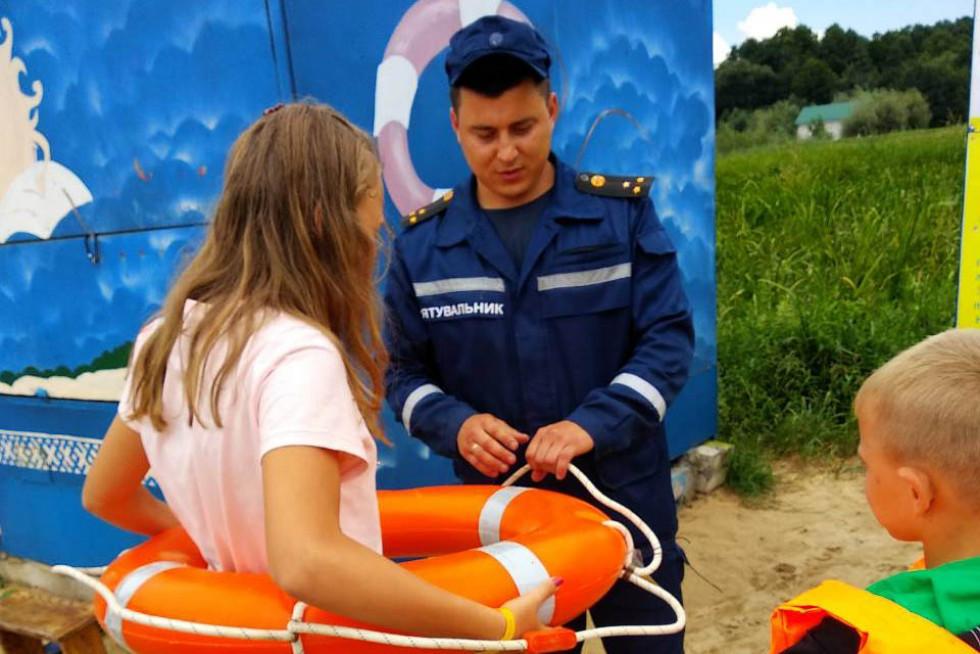 Рятувальники розповіли про випадки загибелі людей на воді та причини, що призводять до трагедій