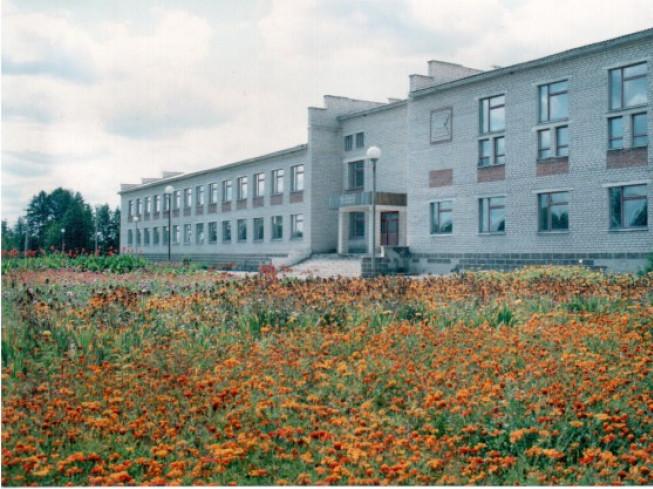 Приміщення школи в Березичах