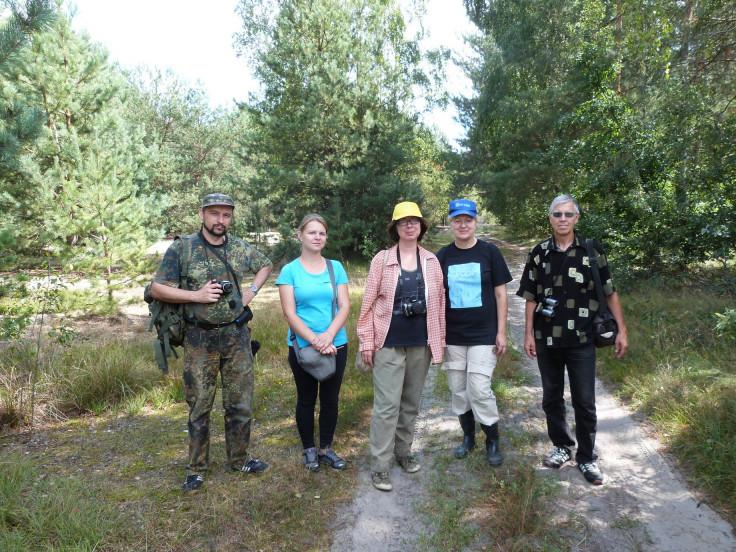 Учасники експедиції