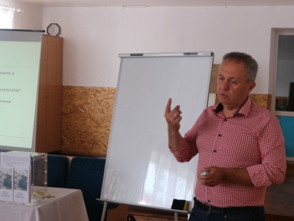 Представник Західноукраїнського ресурсного центру