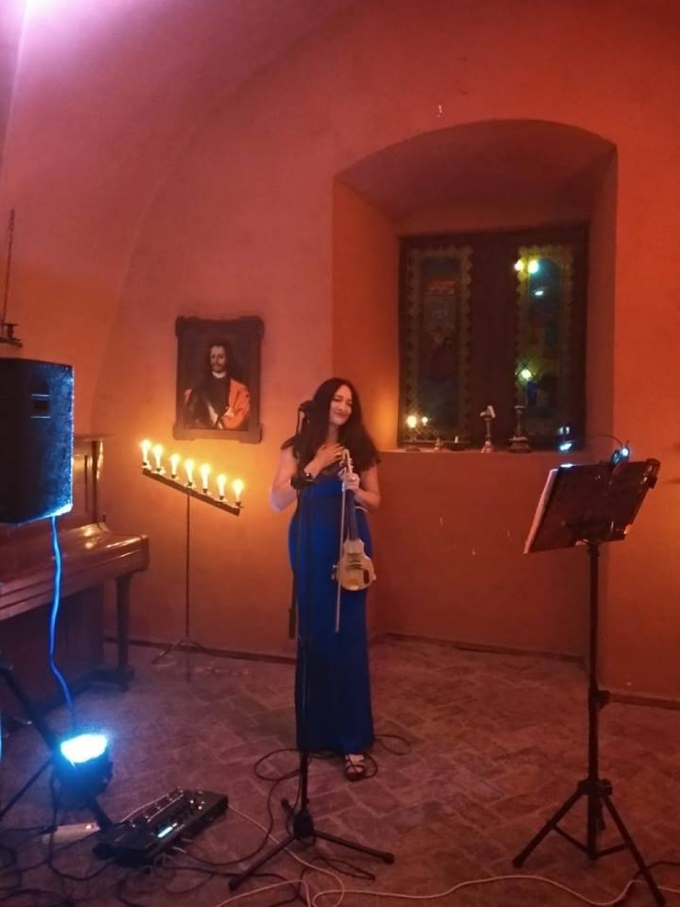 Концерт у замку