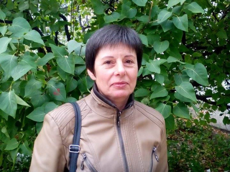 Валентина Ланевич