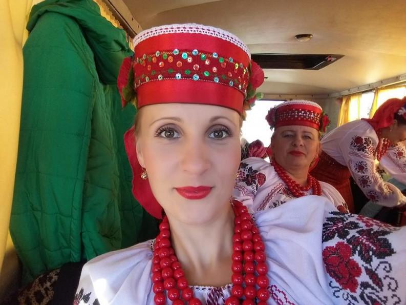 Художня керівниця «Живиці» Галина Черевко