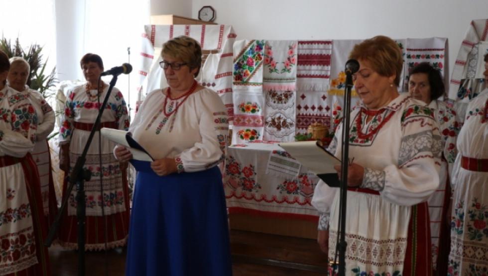 Розповідь про вишиту сорочку як символ української душі