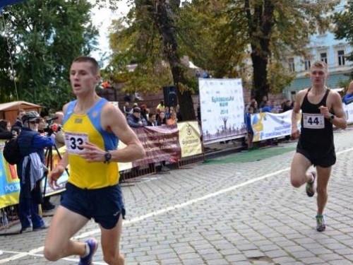 Переможний фініш на «Буковинській милі»