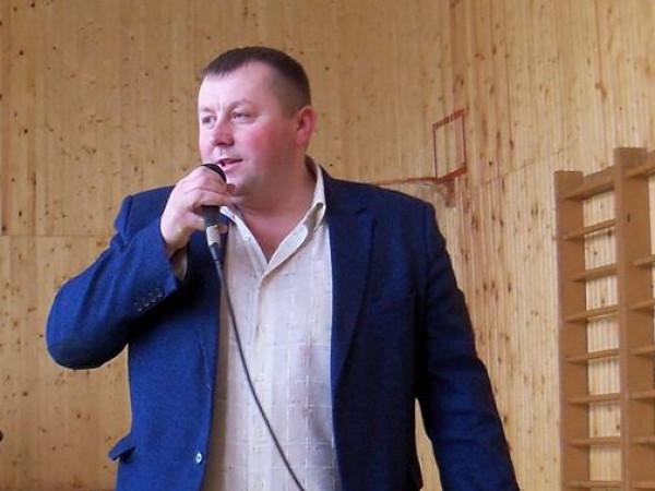 Директор Люб'язької загальноосвітньої школи Микола Кух