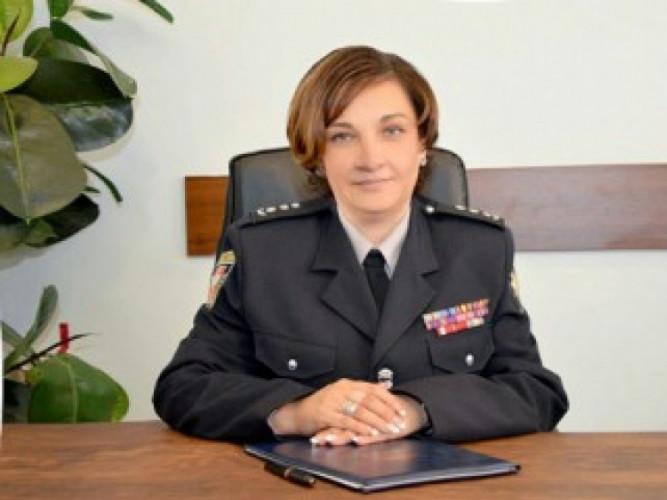 Полковник поліції Наталія Пасічник