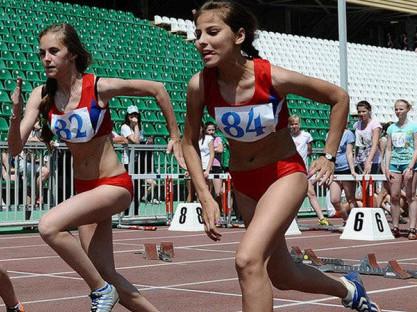 Спортивні ігри школярів Волині