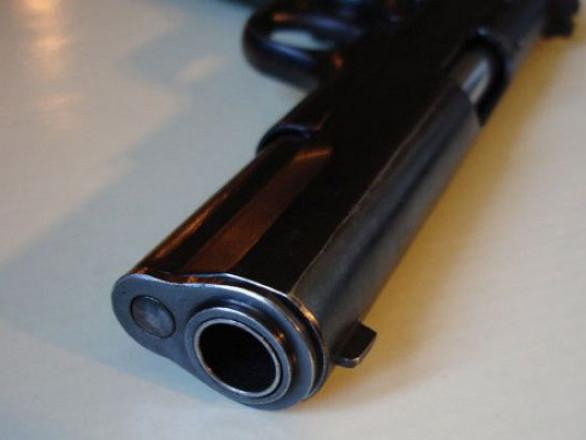 Саморобний пістолет