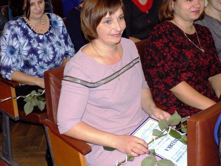 Працівниці соціальної сфери Любешівщини