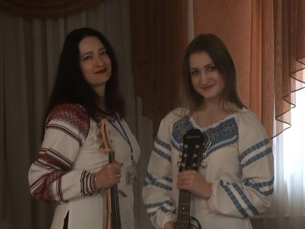 Наталія Горщар й Ірина Миткалик