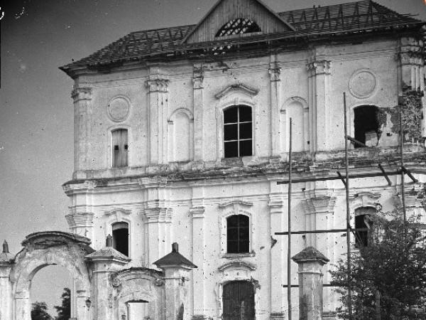 Костел піярів у міжвоєнний період