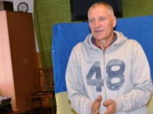 Василь Корець на зустрічі з учителями фізкультури