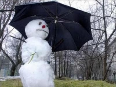 Тепла зима