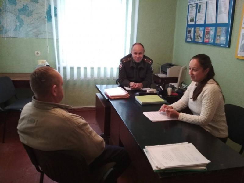 Любешів: засуджені розповіли про проблеми у працевлаштуванні