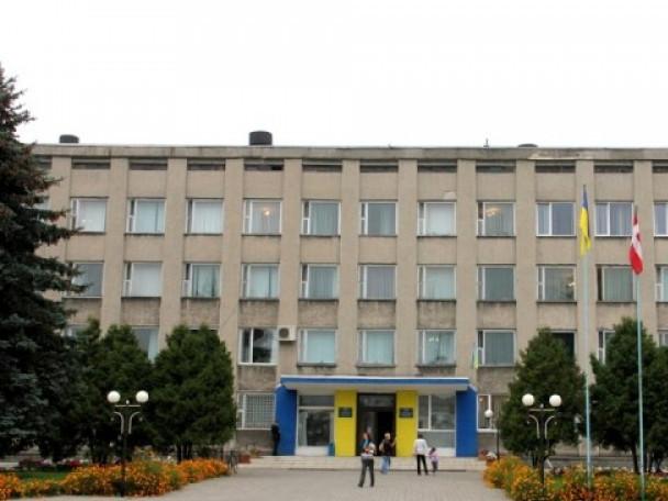 Приміщення Любешівської районної ради