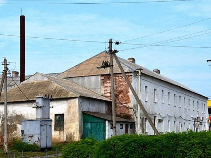 Приміщення майбутнього музею в Любешеві